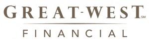 Great-West Wordmark small use b&w