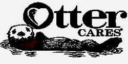 Otter Cares logo