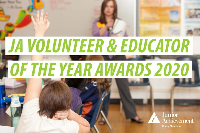 JA Volunteer and Educator of the Year Awards 2020