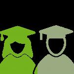 52% graduates